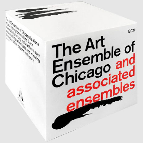 THE ART ENSEMBLE OF CHICAGO AND ASSOICATED ENSEMBLES [넘버링 한정반]