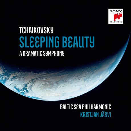 SLEEPING BEAUTY: A DRAMATIC SYMPHONY/ KRISTJAN JARVI [차이코프스키: 잠자는 숲속의 미녀(편곡) - 크리스티안 예르비]