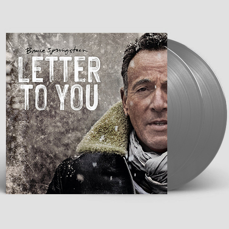 LETTER TO YOU [GRAY LP] [한정반]