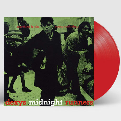 SEARCHING FOR THE YOUNG SOUL REBELS [40TH ANNIVERSARY] [RED LP]