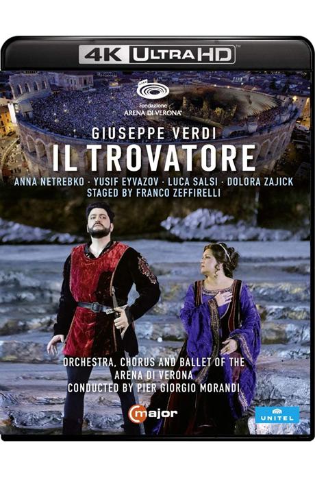 IL TROVATORE/ PIER GIORGIO MORANDI [4K UHD] [베르디: 일 트로바토레 - 모란디] [한글자막]