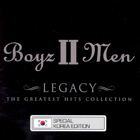 LEGACY: THE GREATEST HITS COLLECTION [로컬 에디션]