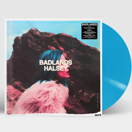 BADLANDS [BLUE LP]