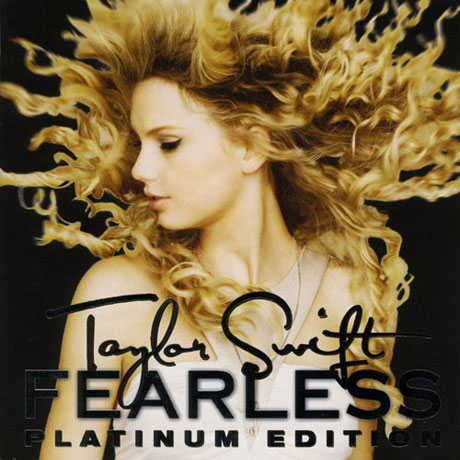 FEARLESS [CD+DVD] [PLATINUM]