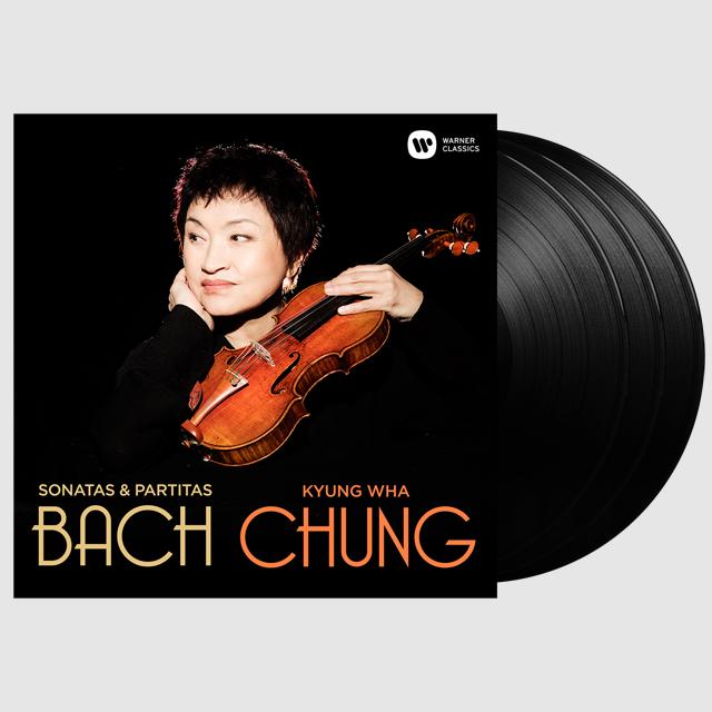 BACH SONATAS & PARTITAS [바흐: 무반주 바이올린 소나타와 파르티타 전곡] [한정반] [LP]