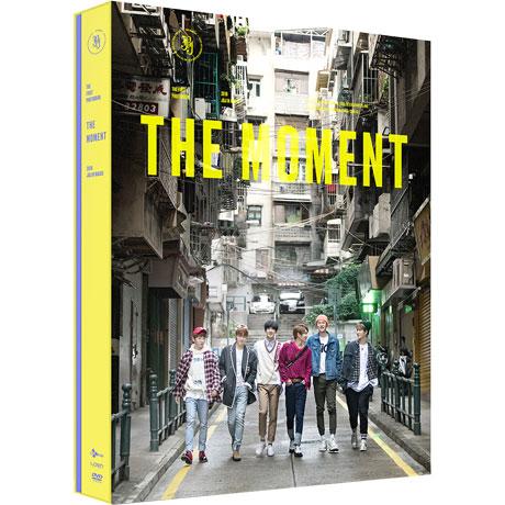 THE MOMENT: 1ST PHOTOBOOK [포토북+DVD+MD] [한정판]