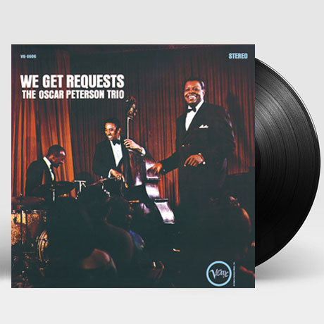 WE GET REQUESTS [한정반] [180 LP]