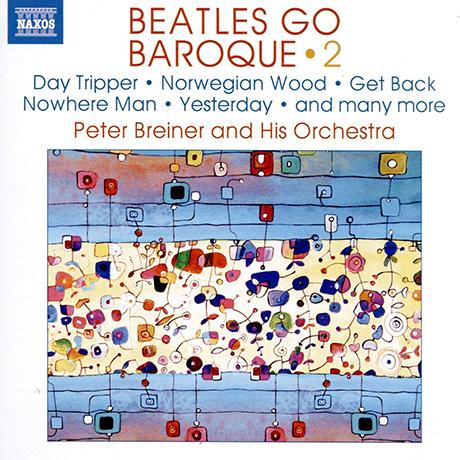BEATLES GO BAROQUE 2/ DALIBOR KARVAY [바로크로 간 비틀즈 2집 - 피터 브라이너 & 오케스트라]