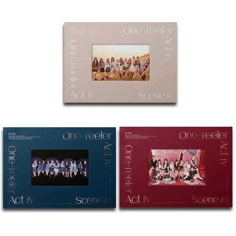 ONE-REELER/ ACT Ⅳ [미니 4집]
