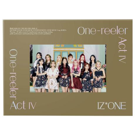 ONE-REELER/ ACT Ⅳ [미니 4집] [키트]
