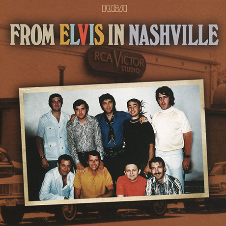FROM ELVIS IN NASHVILLE [DELUXE]