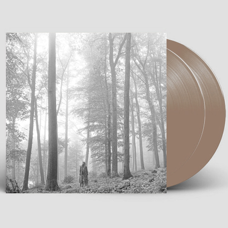 FOLKLORE [LIMITED DELUXE ] [BEIGE LP]