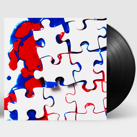"TELL ME TELL ME/ RUN AWAYS [M-FLO ♡ SIK-K, EILL, 무카이 타이치 & M-FLO ♡ CHELMICO] [일본 레코드스토어 데이 한정반] [7"" SINGLE LP]"