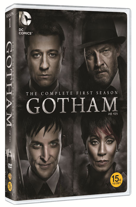 [기간한정할인] 고담 시즌 1 [GOTHAM: THE COMPLETE FIRST SEASON]