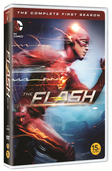 [기간한정할인] 플래시 시즌 1 [THE FLASH: THE COMPLETE FIRST SEASON]