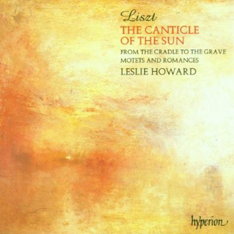 THE CANTICLE OF THE SUN/ LESLIE HOWARD [리스트 에디션 25]