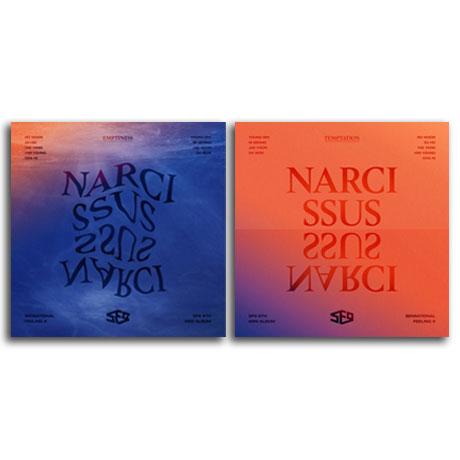 NARCISSUS: TEMPTATION+EMPTINESS VER [미니 6집] [세트 패키지]