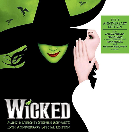 WICKED: ORIGINAL BROADWAY CAST [15TH ANNIVERSARY] [뮤지컬 위키드]