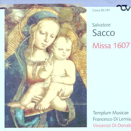 MISSA 1607/ VINCENZO DI DONATO