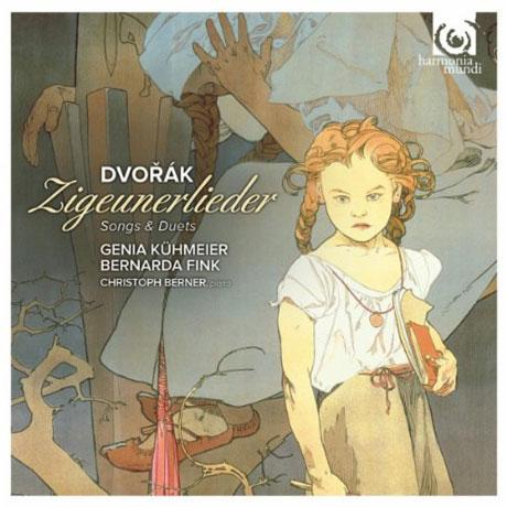 ZIGEUNERLIEDER: SONGS & DUETS/ GENIA KUHMEIER, BERNARDA FINK