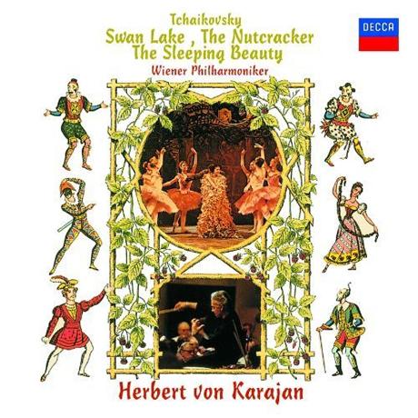 BALLET SUITES/ HERBERT VON KARAJAN [SHM-CD] [차이코프스키: 발레 모음곡 - 카라얀]