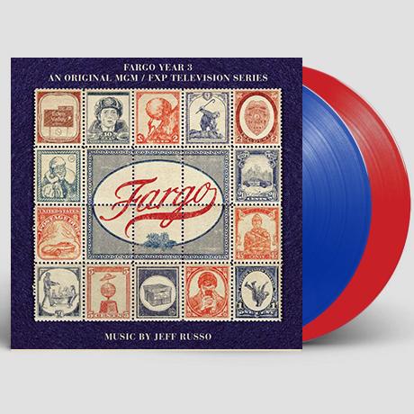 FARGO YEAR 3 [파고 시즌 3] [180G RED & BLUE LP] [한정반]