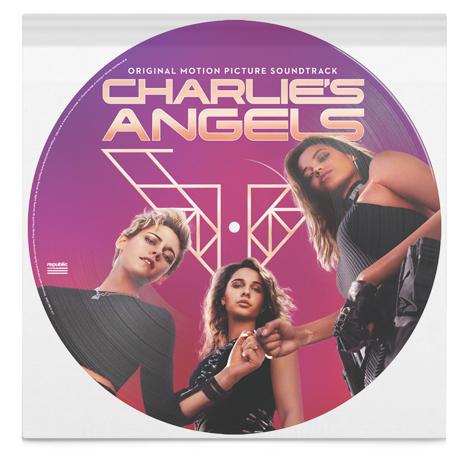 CHARLIE`S ANGELS [찰리스 앤젤스] [PICTURE LP]