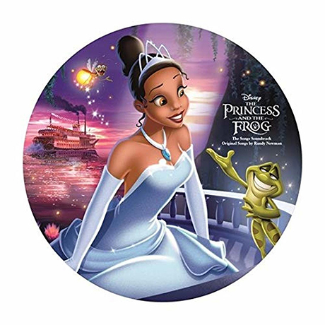 THE PRINCESS AND THE FROG: THE SONGS [공주와 개구리] [PICTURE LP]