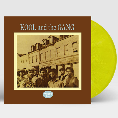 KOOL AND THE GANG [50TH ANNIVERSARY] [YELLOW/WHITE KOOL-AID LP] [한정반]