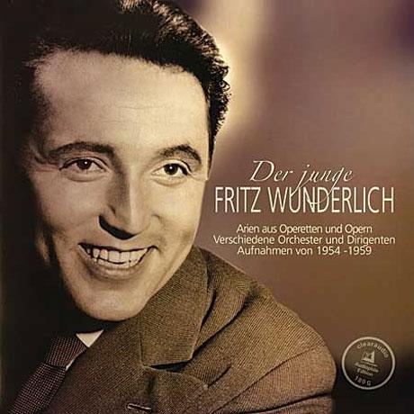 DER JUNGE FRITZ WUNDERLICH [180G LP]