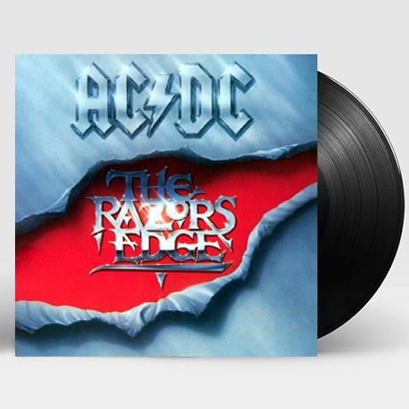 THE RAZORS EDGE [REMASTER 180G LP]