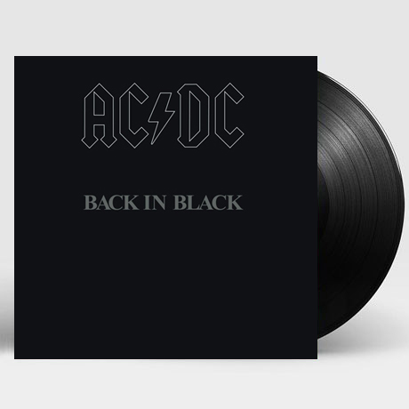 BACK IN BLACK [REMASTER 180G LP]