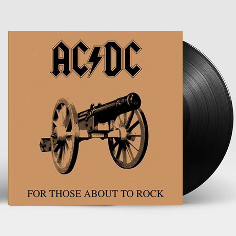 FOR THOSE ABOUT TO ROCK WE SALUTE YOU [REMASTER 180G LP]