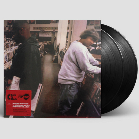 ENDTRODUCING...[BACK TO BLACK - 60TH ANNIVERSARY] [180G LP]