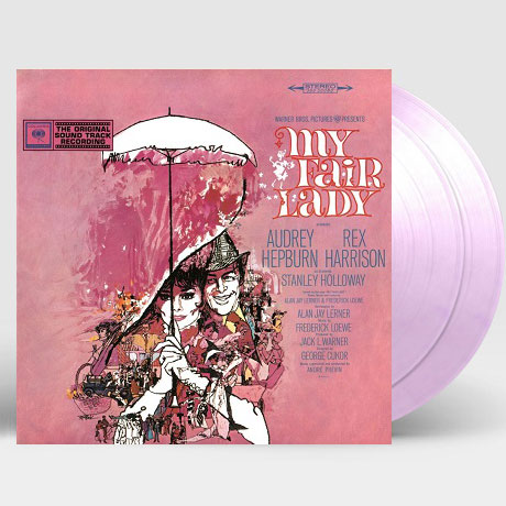 MY FAIR LADY [마이 페어 레이디] [180G CLEAR PURPLE LP]
