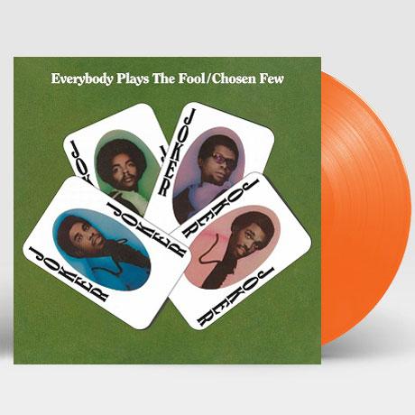 EVERYBODY PLAYS THE FOOL [180G ORANGE LP]
