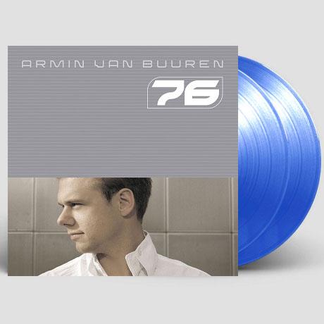 76 [180G CLEAR BLUE LP]
