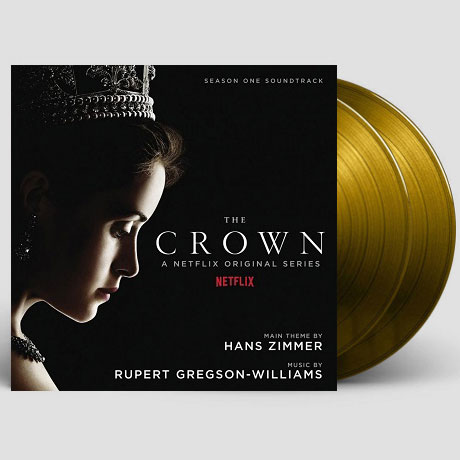 THE CROWN SEASON ONE [더 크라운 시즌 1] [180G GOLD LP]