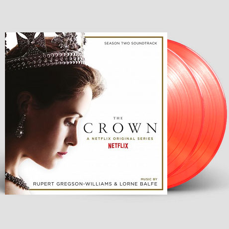 THE CROWN SEASON TWO [더 크라운 시즌 2] [180G CLEAR RED LP]