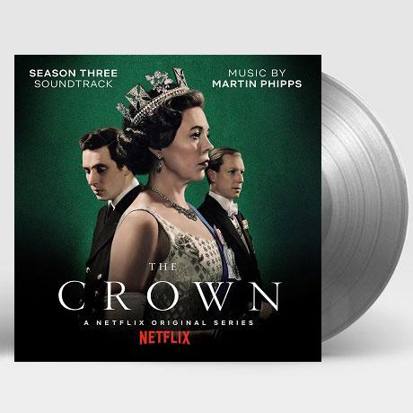 THE CROWN SEASON THREE [더 크라운 시즌 3] [180G ROYAL SILVER LP]
