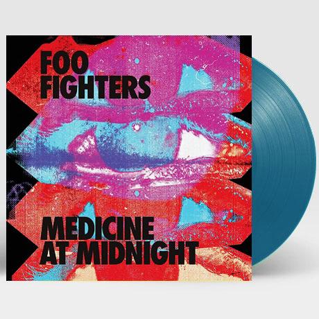 MEDICINE AT MIDNIGHT [INDIE EXCLUSIVE] [BLUE LP]