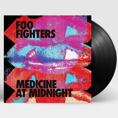 MEDICINE AT MIDNIGHT [LP]