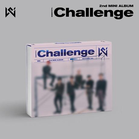 IDENTITY: CHALLENGE [미니 2집] [NOTHING VER]