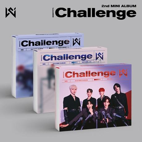 IDENTITY: CHALLENGE [미니 2집] [3종 세트]