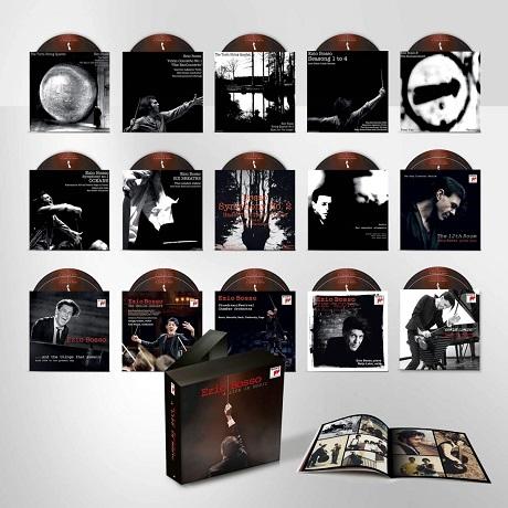A LIFE IN MUSIC [20CD+DVD] [에치오 보쏘: 추모 앨범]
