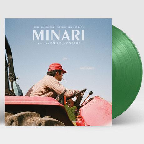 MINARI [미나리] [180G MINARI-GREEN LP] [한정반]