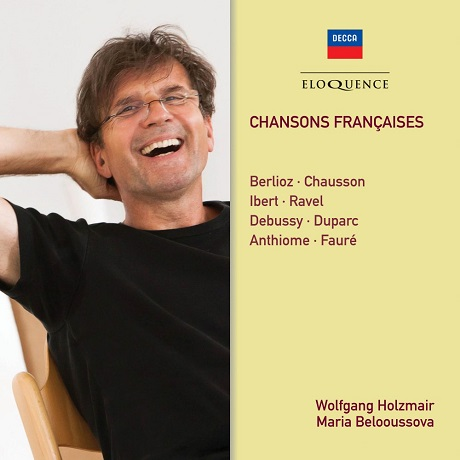 CHANSONS FRANCAISES/ MARIA BELOOUSSOVA [볼프강 홀츠마이어: 프랑스 가곡(멜로디) 선집]