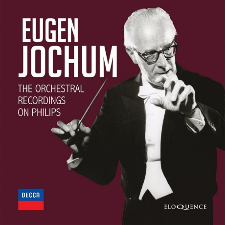 THE ORCHESTRAL RECORDINGS ON PHILIPS [오이겐 요훔: 필립스 관현악곡 녹음집]
