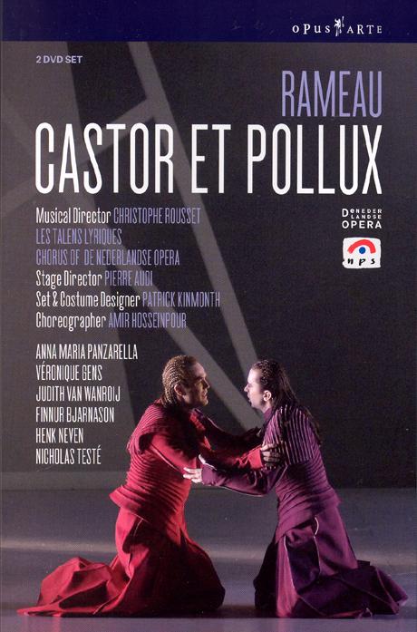 CASTOR ET POLLUX/ CHRISTOPHE ROUSSET [라모: 카스토르와 폴뤽스]