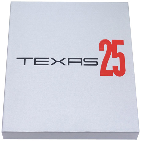 TEXAS 25 [LP+2CD] [SUPER DELUXE EDITION]